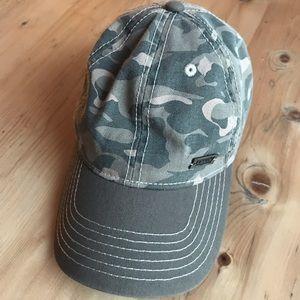 Levi's camouflage baseball cap